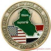Iraq challenge coins