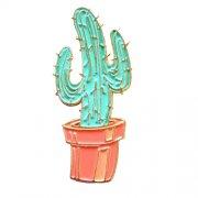 Cactus Lapel Pins