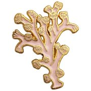 Coral Lapel Pins
