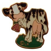 Cute Cow Lapel Pins