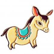 Donkey Lapel Pins