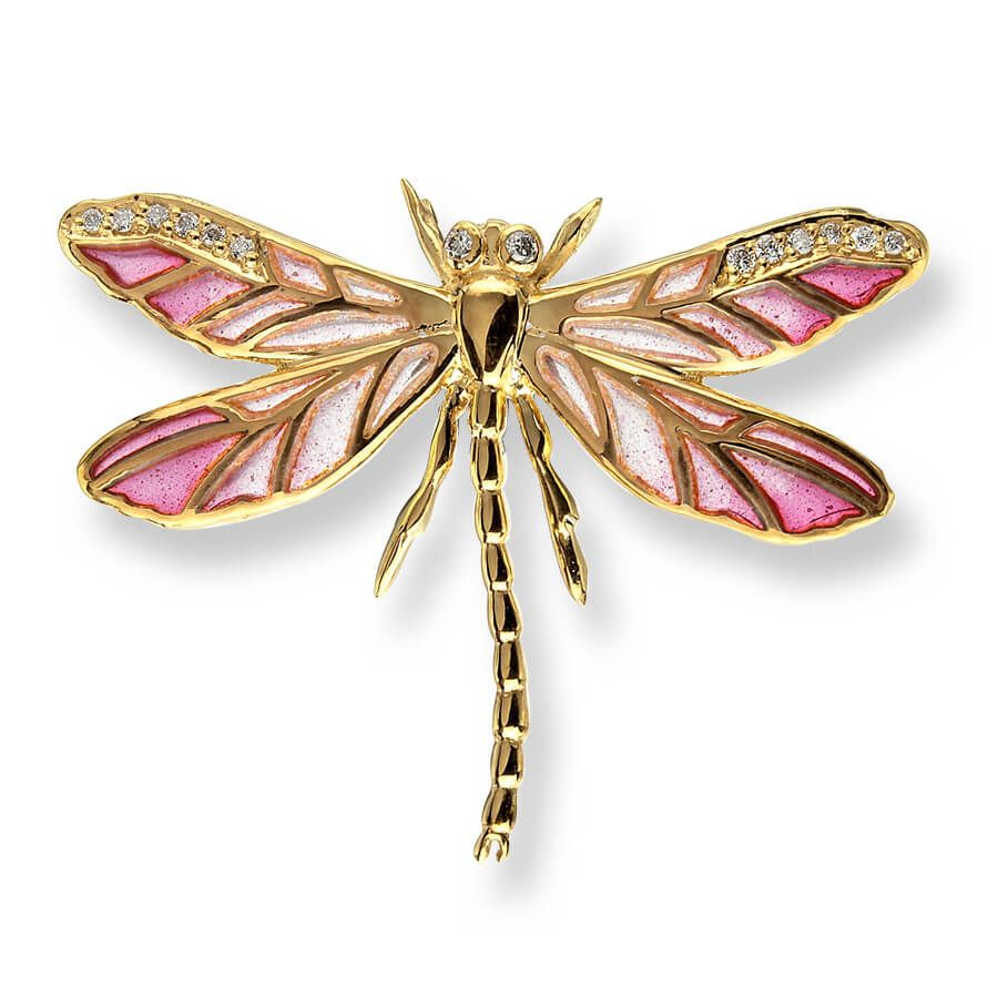 dragonfly lapel pins