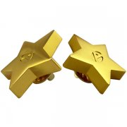 Five Pointed Star Pins