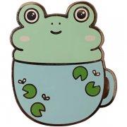 Frog Lapel Pins