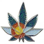 Glitter Lapel Pins