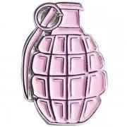 Grenade Lapel Pins