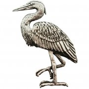 Grey Heron Lapel Pins