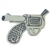 Gun Lapel Pins