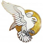 Hawk Enamel Lapel Pins