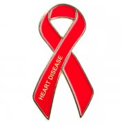 Heart Disease Awareness Pins