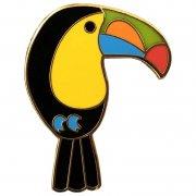 Hornbill Lapel Pins