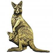 Kangaroo Lapel Pins