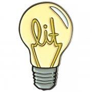 Light Bulb Lapel Pins
