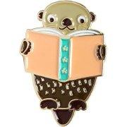 Otter Soft Enamel Pins