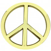 Peace Sign Lapel Pins