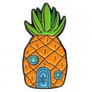 Pineapple Lapel Pins