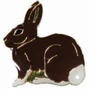 Rabbit Lapel Pins