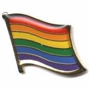 Rainbow Lapel Pins