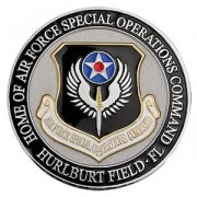 Special Forces Challenge Coins