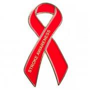 Stroke Awareness Lapel Pins