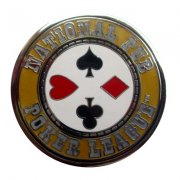 Stylish Poker Lapel Pins