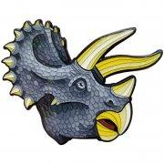 Triceratops Lapel Pins