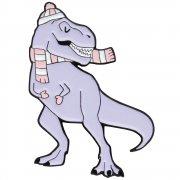 Tyrannosaurus Rex Lapel Pins
