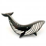 Whale Lapel Pins